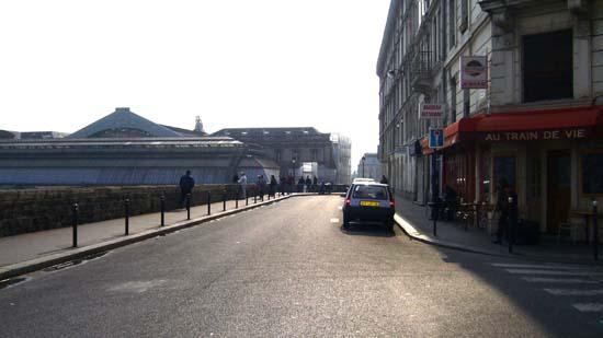 rue des Deux Gares