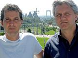 Richard Martineau et Jef Fillion