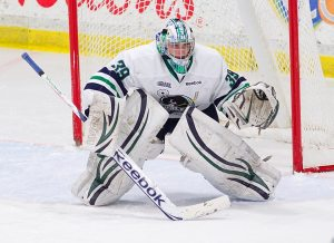 Plymouth Whalers OHL Carl De Lucia Hockey