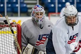 Goaltending: Warren Strelow Camp