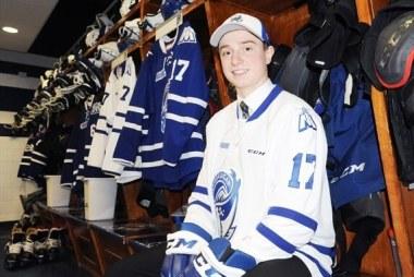 Carl De Lucia Hockey OHL