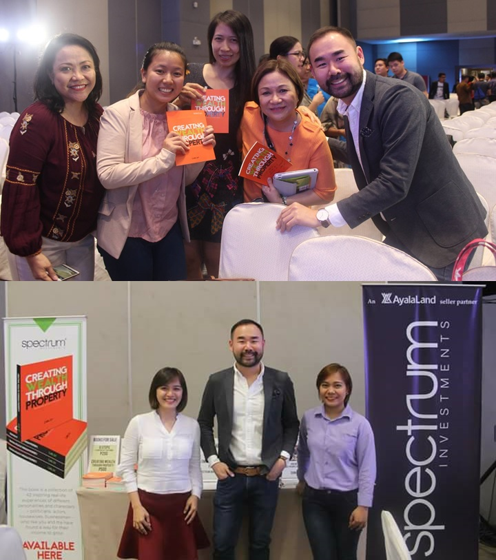 ICON 2017 Property Guru Carl Dy Spectrum Philippines Property Randell Tiongson Marvin Germo ..