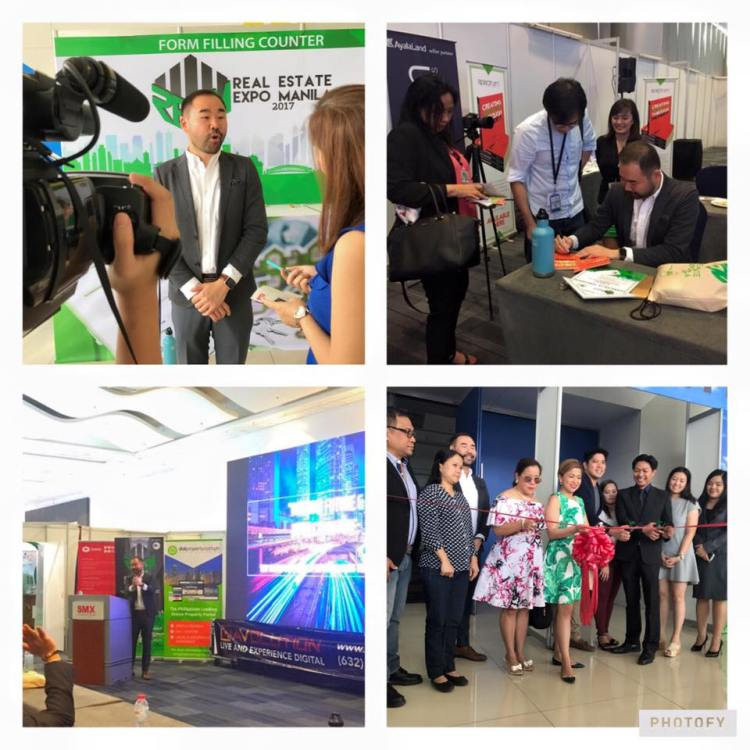 Real Estate Expo Manila 2017 Property Guru Carl Dy Spectrum Philippines Property - 1