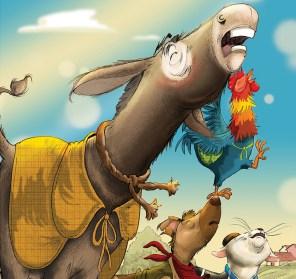Four Friends / Il·lustracions: Carles Arbat