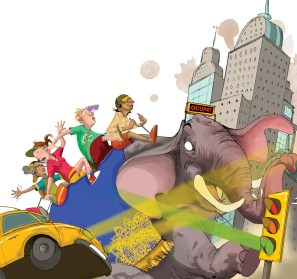 il·lustracions: Carles Arbat