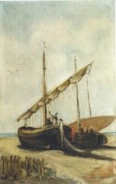 Marina - c. 1895-96 - oli sobre tela - 33 × 22 cm - col·lecció privada