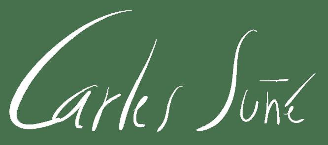 Firma Carles Suñé