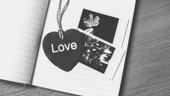 Love Heart Journal