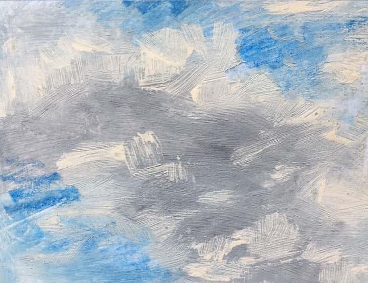 Cloud Study at Rhodes