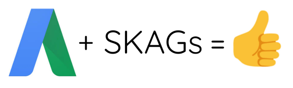 AdWords SKAGs