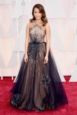 Jamie Chung 87th Annual Academy Awards - Arrivals