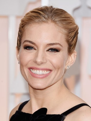 Sienna Miller-oscars-beauty-2015-academy-awards