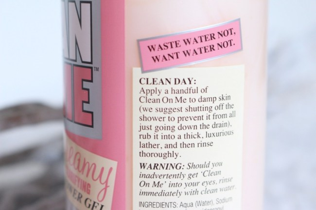 soap_and_glory_clean_on_me