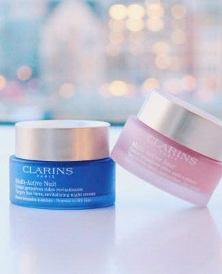 Crèmes Multi-Active, Clarins