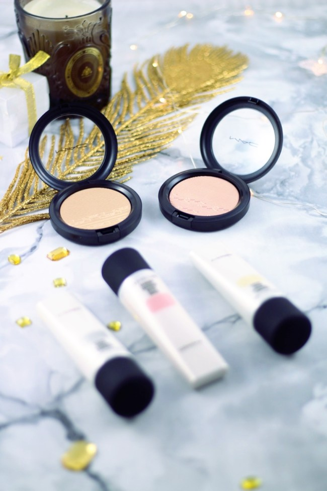 mac in the spotlight collection extra lumineuse
