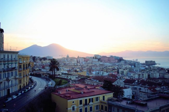 découverte naples positano pompei scampia grand hotel parker's