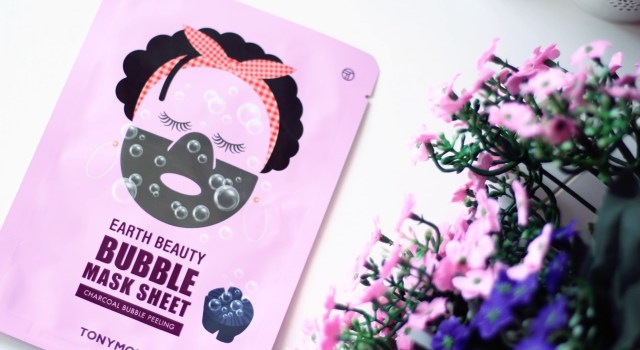 bubble mask tony moly avis masque moussant
