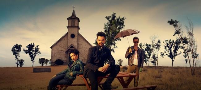 10 raisons de regarder la série preacher