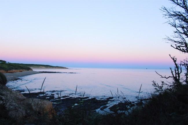 Jars sur mer paysages