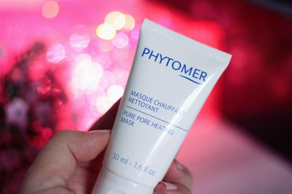 masque chauffant nettoyant phytomer génial avis