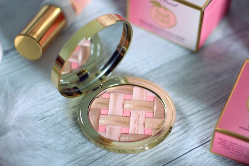sweetie pie nouveau bronzer Too faced avis