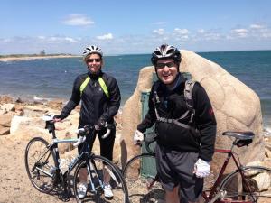 Block Island cycling bike