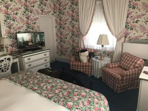 Our room at the Greenbrier