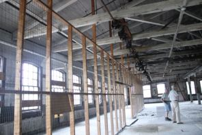 3rd floor-cage