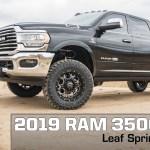 2019 Ram 3500 4 4 Diesel R D Carli Suspension Inc