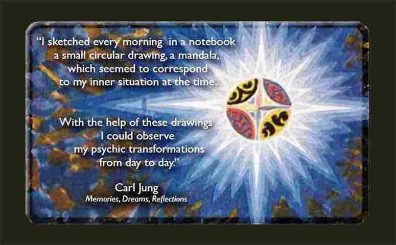 Carl Jung On Mandala Anthology Carl Jung Depth Psychology