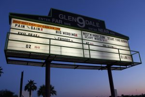 Glendale 9 marquee