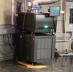 Digital movie projector