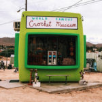Tiny World Famous Crochet Museum