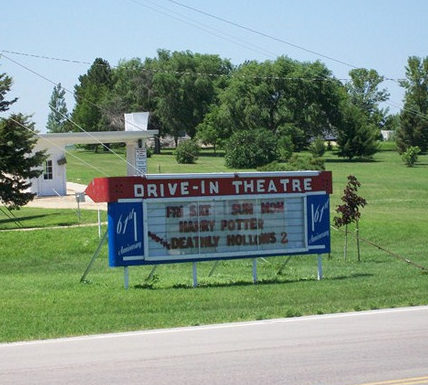 Winner Drive-In Marquee