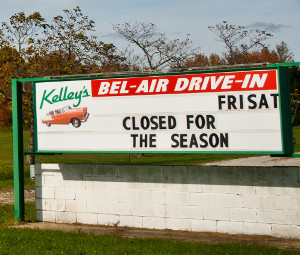 Bel air drive in versailles in