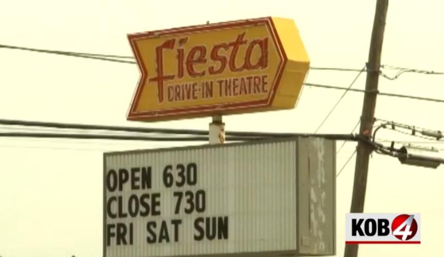 Fiesta drive in theatre