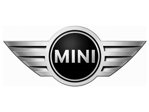 Mini car logo