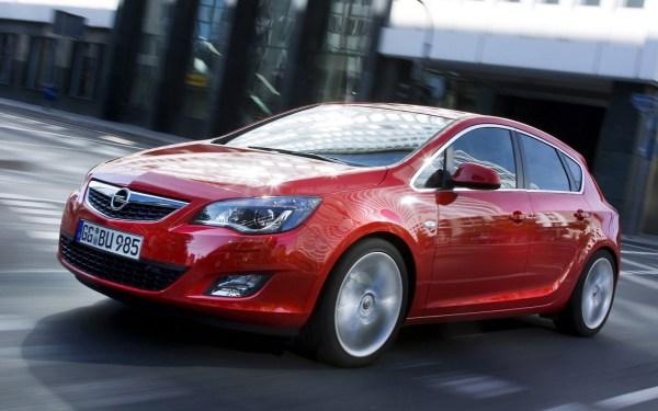 Astra Hatchback 5-door / J facelift / Astra / Opel ...