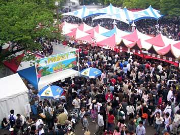 2005年タイフェスティバル