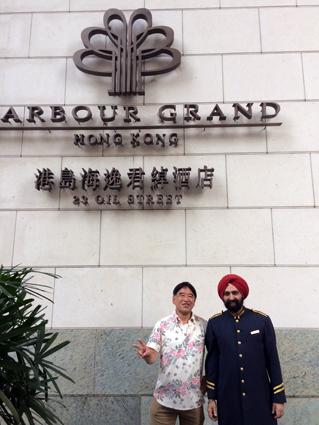 ハーバーグランド香港(Harbour Grand Hong Kong)
