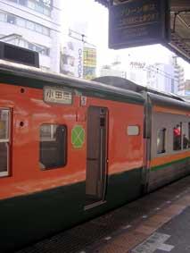 東海道本線113系普通電車