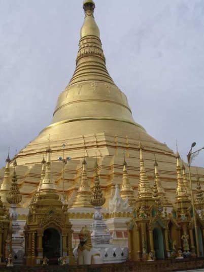 シュエダゴン・パヤー(Shwedagon Pagoda)