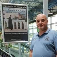 Carlos Bouza exposicion aeropuerto Adolfo Suárez Madrid-Barajas