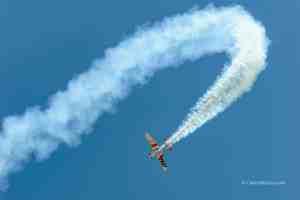 ZIVKO ED E 540 V2 pilotado por Juan Velarde de Red Bull Air Race.