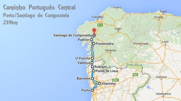 Caminho de Santiago Português