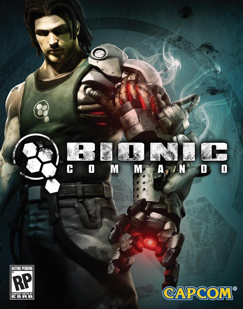 BionicCommandoBoxArt