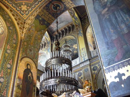 San Vladimir. Iconos