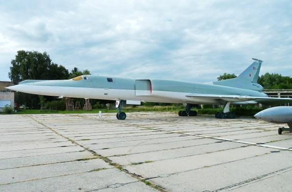 Tupolev Tu-22M0