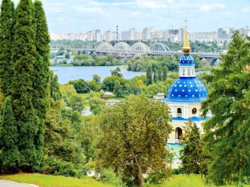 126 - Convento Vydubytsky