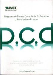 LIBRO PROGRAMA CARRERA DOCENTE PROFESORADO UNIVERSITARIO (pcd)1